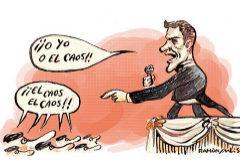 Pedro Sánchez va camino de ser un presidente interino para la eternidad