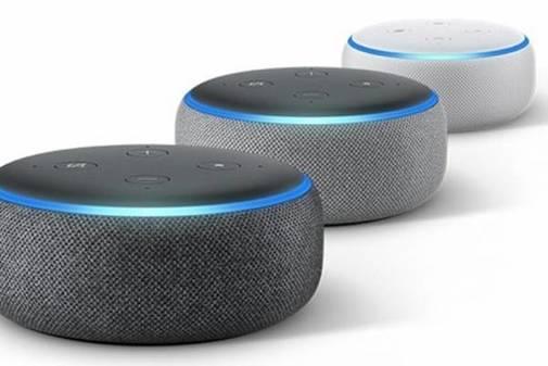 Alexa, el asistente inteligente de casa de Amazon.