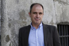 """Íñigo Domínguez: """"La mafia tiene reglas muy estrictas de no pegar un tiro en España"""""""