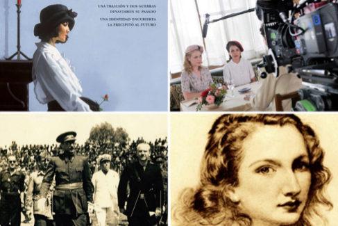 'El tiempo entre costuras', éstos fueron los personajes reales que inspiraron la novela