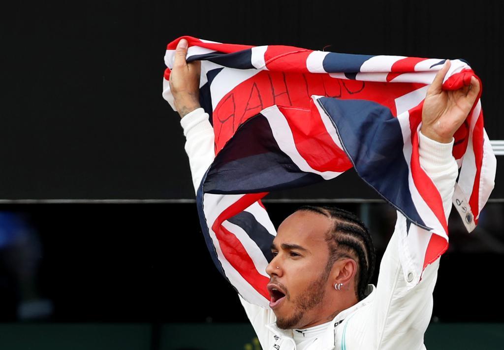 Triunfo con sabor a título para Hamilton en un domingo inolvidable en Silverstone