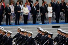 Sánchez ya no se 'ajunta' con Macron y declina su invitación al desfile de la Fiesta Nacional francesa