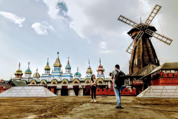Son gigantes, Vladimir