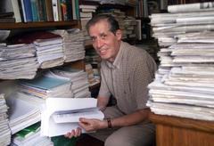 El periodista Mariano Ferrer.