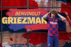 """La presentación a puerta cerrada de Griezmann: """"Si hace falta pediré perdón en el campo"""""""