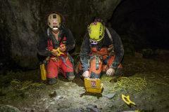 Ocho horas de búsqueda en la cueva y ni rastro de las espeleólogas