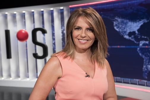 Pilar García Muñiz, periodista.