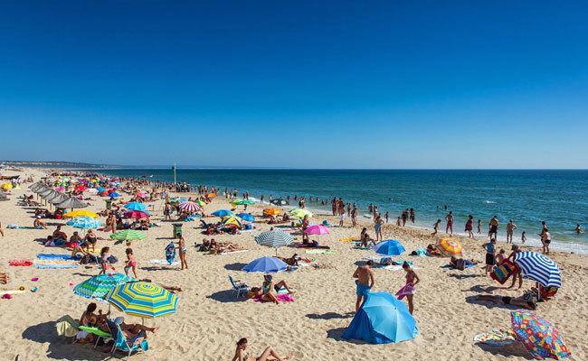 Lisboa se queda sin playas este verano