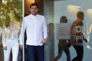 Casillas, en una imagen de este año.