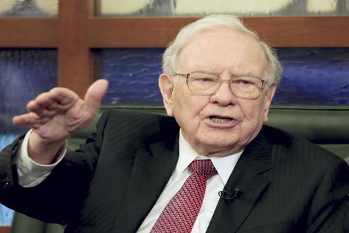 El magnate multimillonario estadounidense, Warren Buffett.