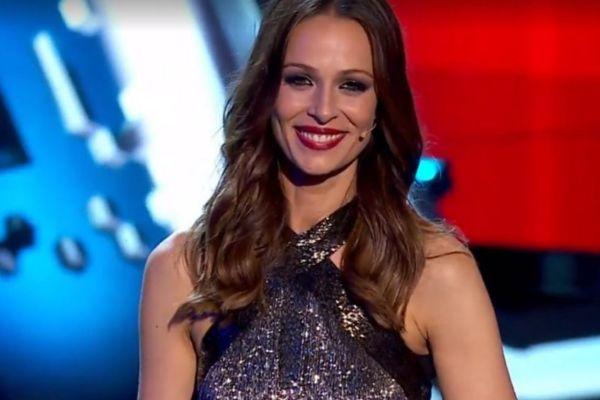Eva González, presentadora de La Voz, ha recibido críticas en las redes por su defensa de los toros