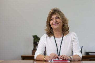 La delegada de Hacienda, Engracia Hidalgo.