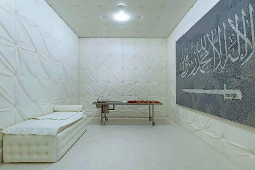 El asesinato del periodista Khashoggi, convertido en una pieza de museo