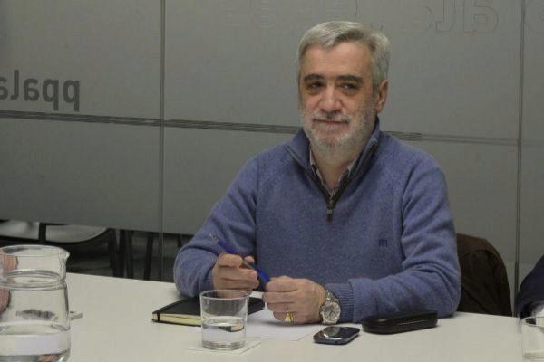 Juan Carlos Cano, juntero del PP en Gipuzkoa.