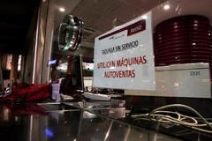 Retrasos y cientos de pasajeros afectados por la huelga de Renfe