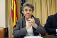 Mateo, administradora provisional única para la corporacion RTVE.