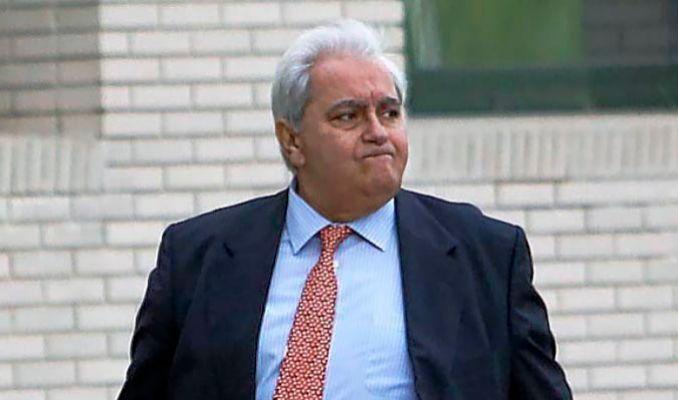 El perito judicial Conrado Caviró.
