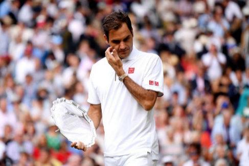 El aura trágica de Federer