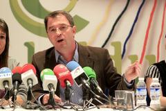 Joseba Gezuraga, secretario provisional de EA
