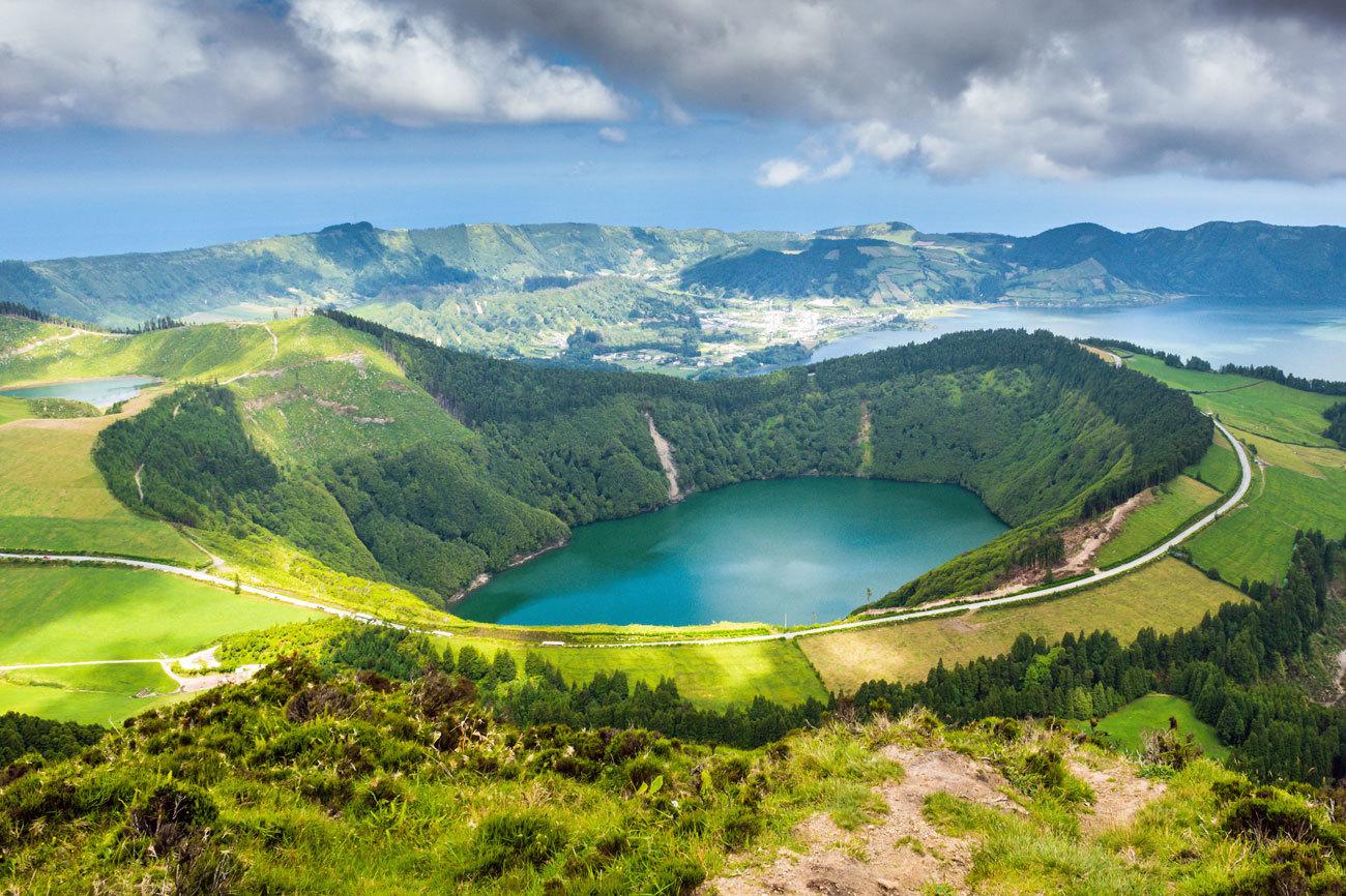 El archipiélago portugués inmerso en el océano Atlántico cuenta...
