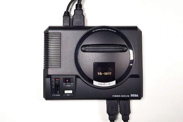 Mega Drive Mini: así es la mejor consola en miniatura