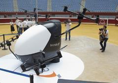 Tecnalia diseña el primer aerotaxi español sin conductor  para desplazamiento urbano