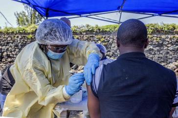 Primera muerte por ébola en Goma, una ciudad de un millón de habitantes