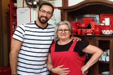 Valtònyc con la etarra Natividad Jauregi tras la comida con Puigdemont