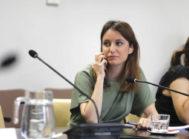 La delegada de Cultura, Turismo y Deportes, Andrea Levy