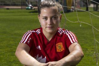 Claudia Pina, la mayor promesa del fútbol español