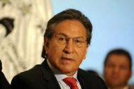 El ex presidente Alejandro Toledo, en una imagen de 2011.