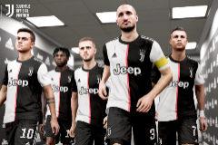 La Juventus no existirá en FIFA 20 por la exclusividad con Konami y PES 2020