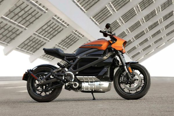 Harley Davidson se pasa a la tecnología eléctrica