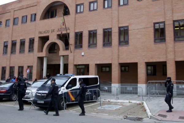 Piden entre 39 y 44 años de cárcel para los tres ex jugadores de la Arandina