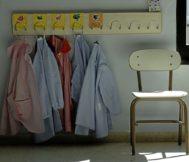Imagen de archivo de una clase en un centro educativo pitiuso.