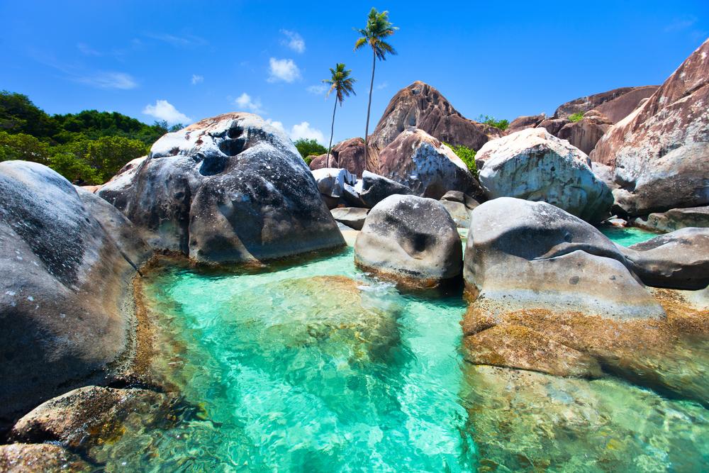 Cuentan que Cristóbal Colón bautizó así a esta isla cuando, al...