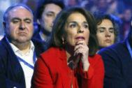 Ana Botella, en un acto del PP, este año.