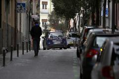Almeida refuerza la seguridad en el distrito Centro con 100 agentes