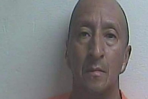 El detenido, Alex Bonilla, de 49 años.