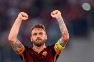 El excapitán de la Roma Daniele De Rossi