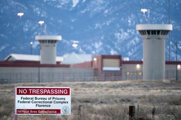 La prisión donde será llevado el narcotraficante mexicano, en Colorado