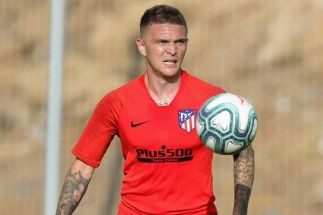 An Englishman plays for Atleti