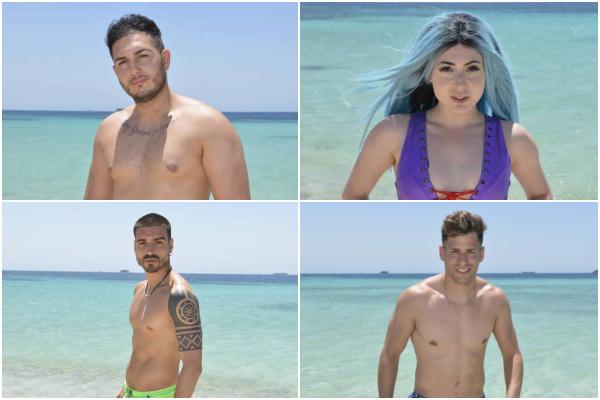 Fotos del antes de los finalistas de Supervivientes 2019 en Telecinco, que han experimentado grandes cambios físicos