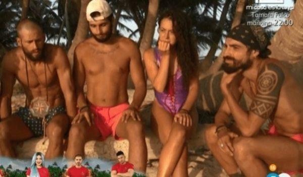 Alberto, Omar, Mahi y Fabio son los finalistas de Supervivientes 2019