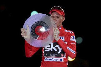 Froome ya tiene 7 'grandes': la UCI le otorga el triunfo en la Vuelta de 2011