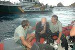 El angustioso rescate en una cueva submarina que obliga a Interior a condecorar a dos agentes de la Guardia Civil