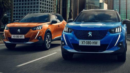 El Peugeot 2008 se hará en Vigo y tendrá versión eléctrica desde 2020.