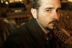 El poeta Vicente Gallego.