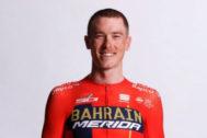 El ciclista australiano Rohan Dennis