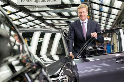 Oliver Zipse, nuevo consejero delegado de BMW Group.